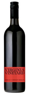 Virginia Vineyard Shiraz Cabernet Merlot 2018