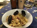 Seafood Pasta from Puglia