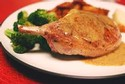 Pork Chops with Fennel Seed and Mustard